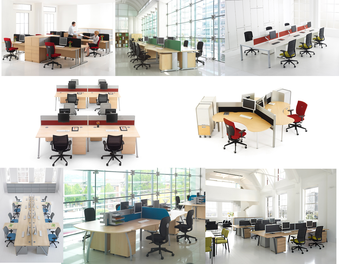Office furniture addvance business solutions for Office design standards